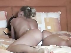 Blonde Kathia Nobili Can't Live A Day Sans Touching Her Cunt
