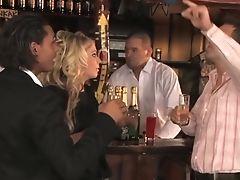 Crazy Pornographic Stars Sylvia Diamond, Jamie Brooks And Veronica Sanchez In Incredible Brazilian, Blonde Fuckfest Movie