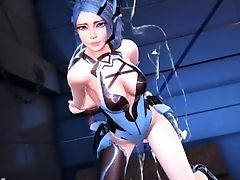 Code Valkyrie Two - Part Five - The Horny Moist Sexy Angel Prize By Loveskysanhentai