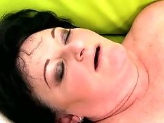 Matures Finds Her Mouth Crammed With Dude's Erect Ram Cane