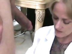 Matures Medical Examnd Suck From Medic Cougar