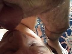 Dickblower Learning How To Mouth A Man Rod.