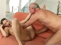 Teenage Whore Asks Her Man To Stick His Thick Man Meat In Her Mouth