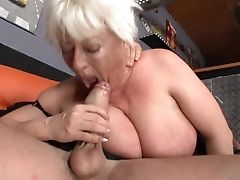 Blonde Has Some Dirty Hookup Fantasies To Be Fulfilled With Hard Dicked Dude