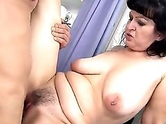 Sexy Hairy Matures Lady Sofi Adorably Fucked