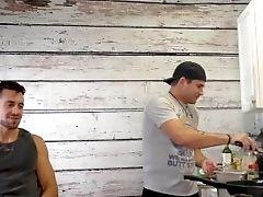 Nathan Bronson Cooks For Dante Colle
