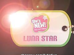Fabulous Sex Industry Star Luna Starlet In Horny School, Facial Cumshot Hook-up Clip