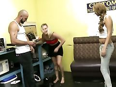 Brown-haired And A Lucky Dude Love Oral Romp They Will Never Leave Behind